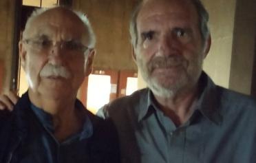 En el Walden con Carles Bosch