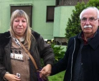 Una despedida de los hermanos en Valdivia