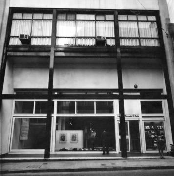 Instituo Di Tella de Buenos Aires, año 1968